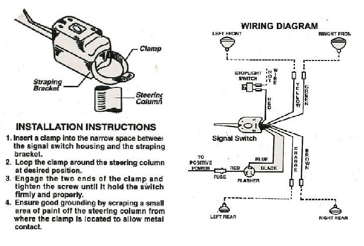 28 Signal Stat 900 Wiring Diagram