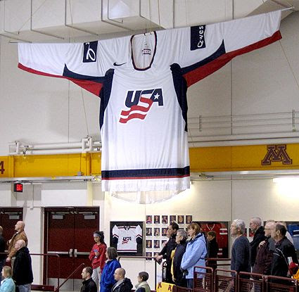 2010 USA giant jersey