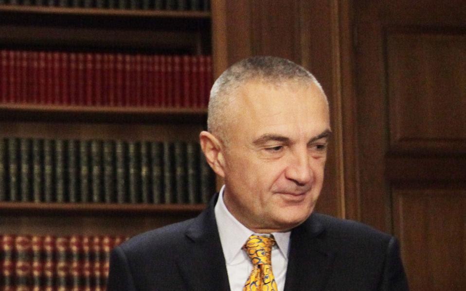 «Η θετική βούληση και η δυναμική ατζέντα συνεργασίας κυριαρχούν στις σχέσεις μας», τονίζει ο πρόεδρος της αλβανικής Βουλής Ιλίρ Μέτα.