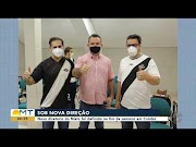 Veja como a TV Centro América comentou sobre a nova diretoria do Mixto