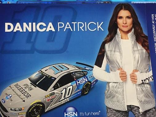 WOODY: For Danica Patrick, yoga, NASCAR and fitness go together. Namaste. - Richmond.com: Richmond.com...