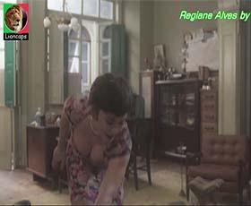 Regiane Alves sensual na serie Cidade proibida