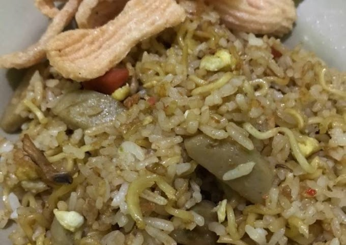Resep Nasi Goreng Indomie Anti Gagal