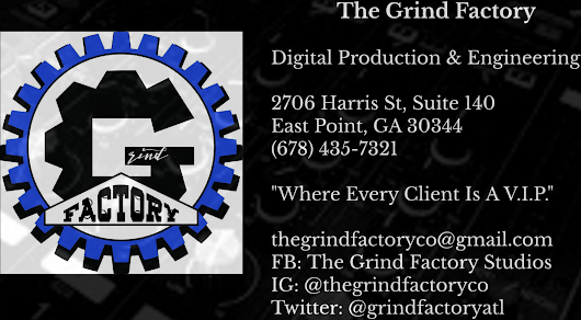 #Lockin To the New Grind Game! | Recording Studio | Jefferson Park | The Grind Factory Studios