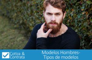 Modelos Hombres Tipos De Modelos Cotiza Contrata
