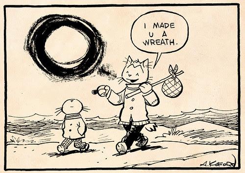 Laugh-Out-Loud Cats #1865 by Ape Lad