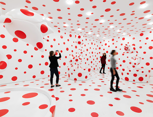 The Kusama Kraze Comes to NYC and Artforum's Harassment Crisis Continues: The Best & Worst of the Art World