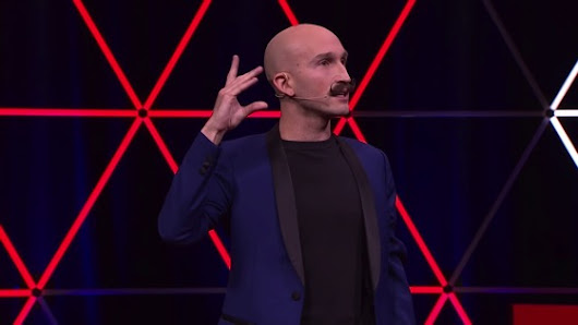My Word with Douglas E. Welch » Physical Communication is Universal | Andy Dexterity | TEDxSydney [Video] via YouTube