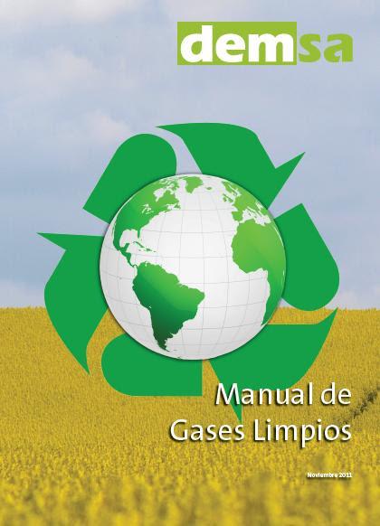 MANUAL de GASES LIMPIOS - DEMSA