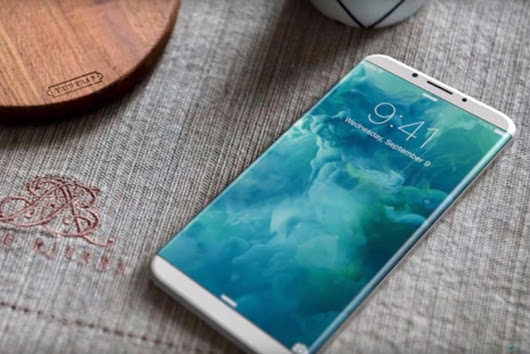 Apple insider explains the curious case of the iPhone 8's curved OLED display