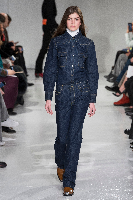 trendy jesień/zima 2017: matrix, galaxy, pióra, aksamit i jeans