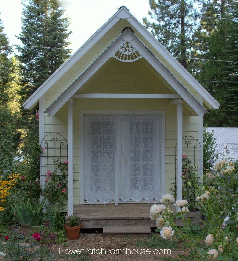 FlowerPatchFarmhouse Garden Cottage Studio July 2014 8