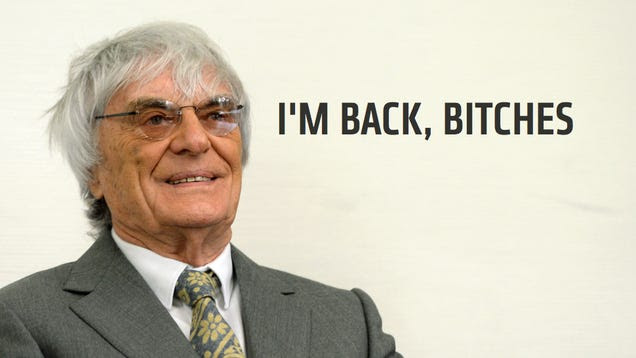 Bernie Ecclestone Uses $100 Million Bribe To Avoid Jail For Bribery
