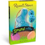 Russell Stover Sour Blue Raspberry Flatback Rabbit , 3 Oz.