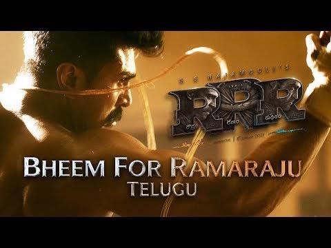 Ram Charan as Alluri Sita Ramaraju intro unveiled and it looks stunning