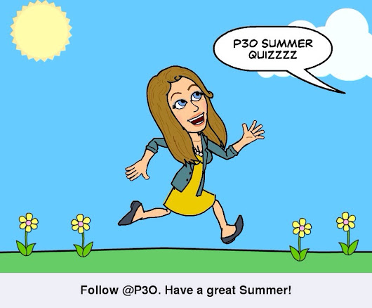 P3O Summer Quizzzz... Follow @P3O