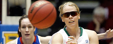Baylor's Melissa Jones (AP Photo)