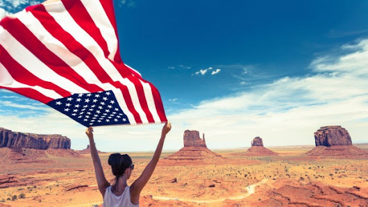 Twenty things that will shock first-time visitors to the US