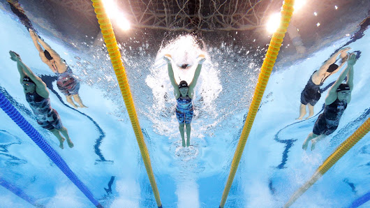 Getty is using underwater robots and VR to make its Rio Olympics pictures stand out