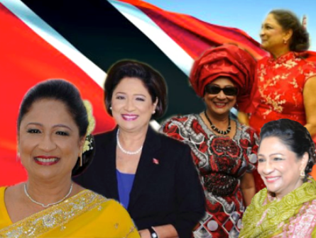 Kamla condemns PNM skit, calls it an insult and abuse to Afro-Trinbago males and all women, in particular Hindu women