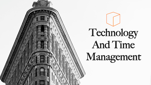 Tech Talk: Time Management And Technology