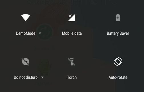 This App Forces Dark Mode With Any Wallpaper On Android 81 Oreo