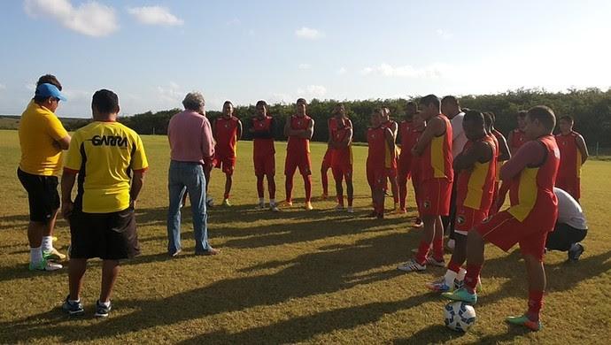 Globo FC (Foto: Diógenes Baracho/Globo FC)