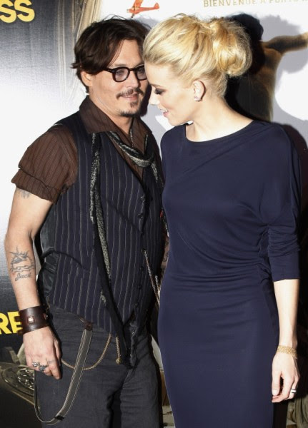 Johnny Depp Talks Vanessa Paradis Reunion In Front Of Amber Heard - Delusional And Hurtful? | Celeb Dirty Laundry
