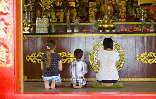 Sapan Hin Chinese Shrine