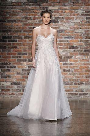 Bridal Fashion Week ? Hayley Paige Spring 2014   Los
