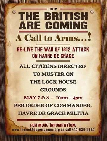 Havre de Grace 2011 poster smaller