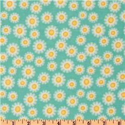 comfy flannel daisies fabric.com 3.95