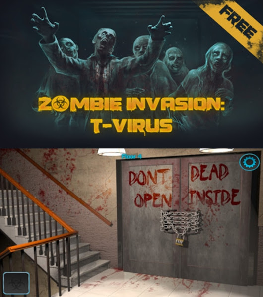 Zombie Invasion: T-Virus. Aventura en un juego para iPhone