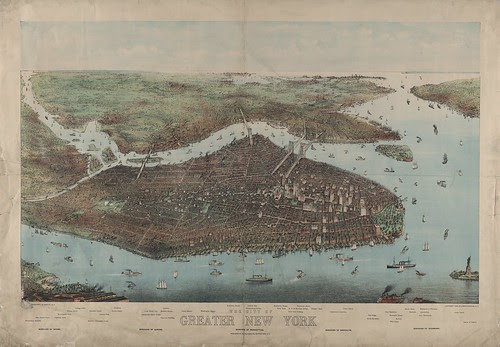 The city of greater New York (Charles Hart)