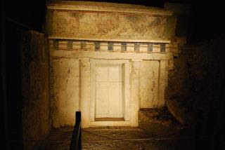 Alexander The Greats Dad In Ancient Greek Tomb Researcher