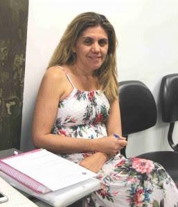 Ana Paula Terra, estudante de Direito da Universo