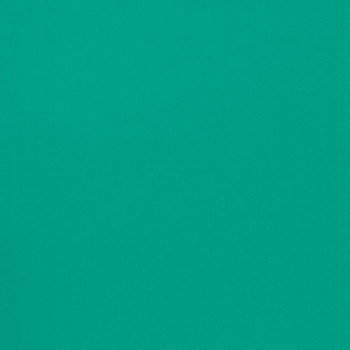 "Pow! 12"" x 12"" Glitter Cardstock Paper (Set of 20) Color: Jade"