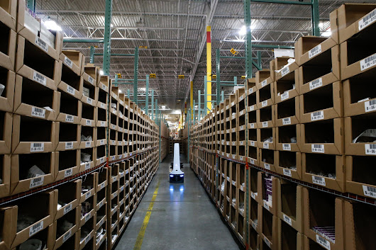 Warehouse space availability continues to plummet
