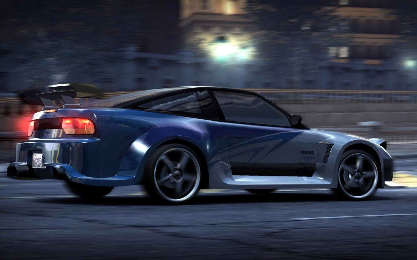 Video Games Need For Speed Nissan 240sx Need For Speed Carbon