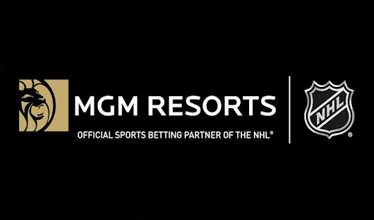 MGM Becomes NHL's Official Betting Partner