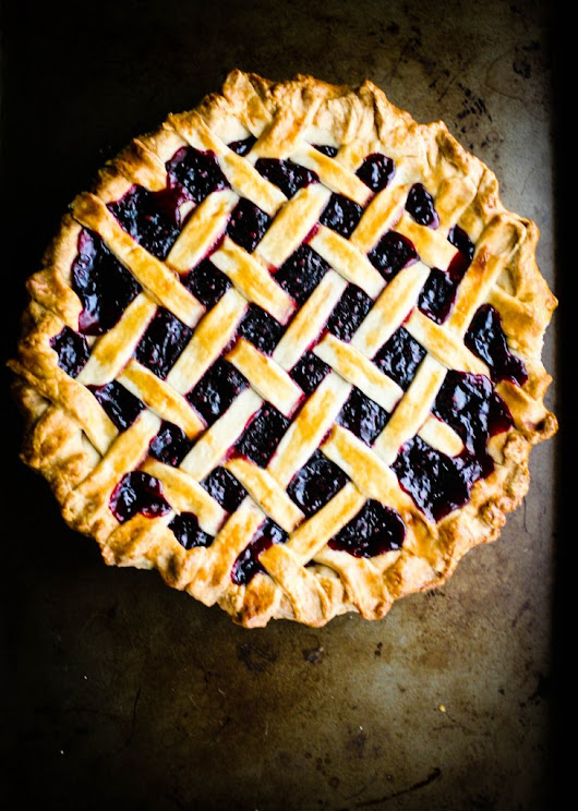 Blackberry Pie and Grandma's Secret Weapon