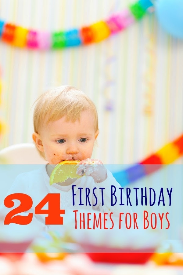 24 First Birthday Party Themes And Ideas For Boys Boy Birthday