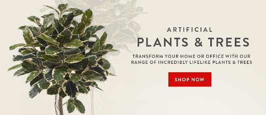 Artificial Plants | Trees, Spiky & Outdoor Topiary from Red Hot Plants