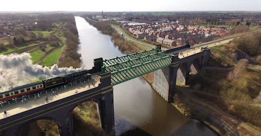 Businessman's ambitious £30m plan to get steam trains crossing the Manchester Ship Canal again