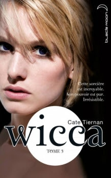 Couverture Wicca, tome 3 : L'Appel