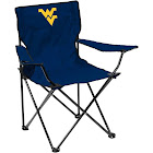 West Virginia Mountaineers Quad Folding Camp Chair