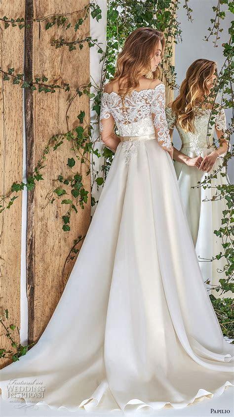 Papilio 2018 Wedding Dresses ? ?Wonderland? Bridal
