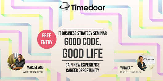 IT Business Strategy Seminar - Good Code, Good Life