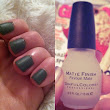 Dupe of the Day :: Matte Nail Polish