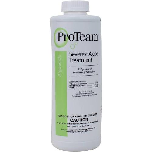 Proteam Severest Algae Treatment 1 Qt 754q68a